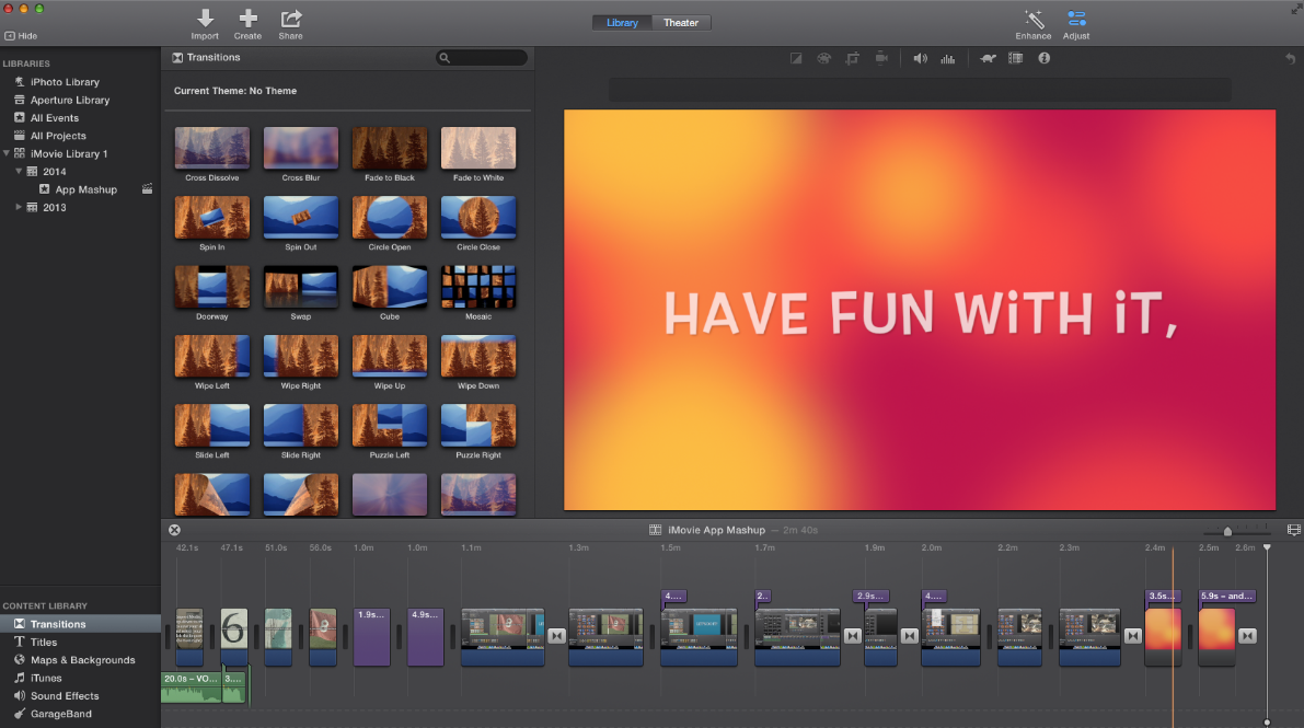 imovie free download for Windows