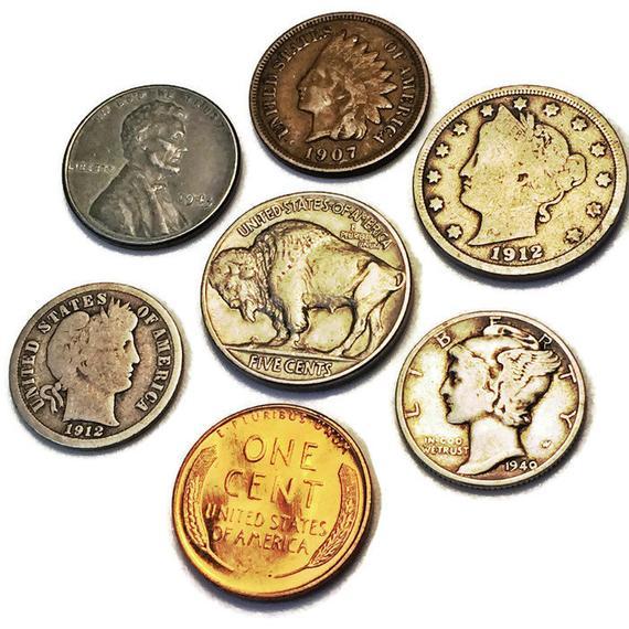 Rare Coin Collector