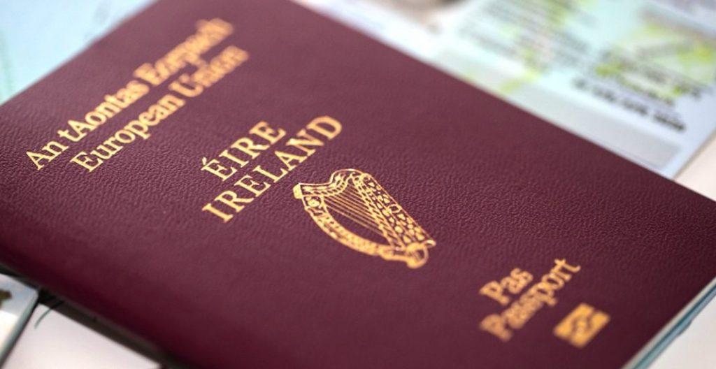 Ireland immigration processes.